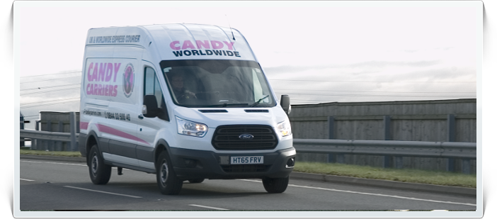 UK & Worldwide Express Courier